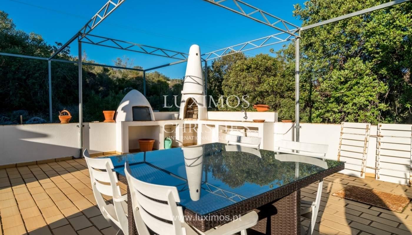 Propriedade à venda, piscina, vista mar, Santa Bárbara Nexe, Algarve_72154