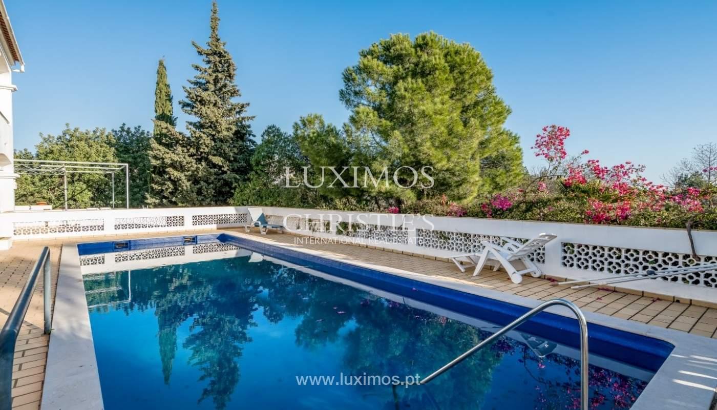 Propriedade à venda, piscina, vista mar, Santa Bárbara Nexe, Algarve_72157