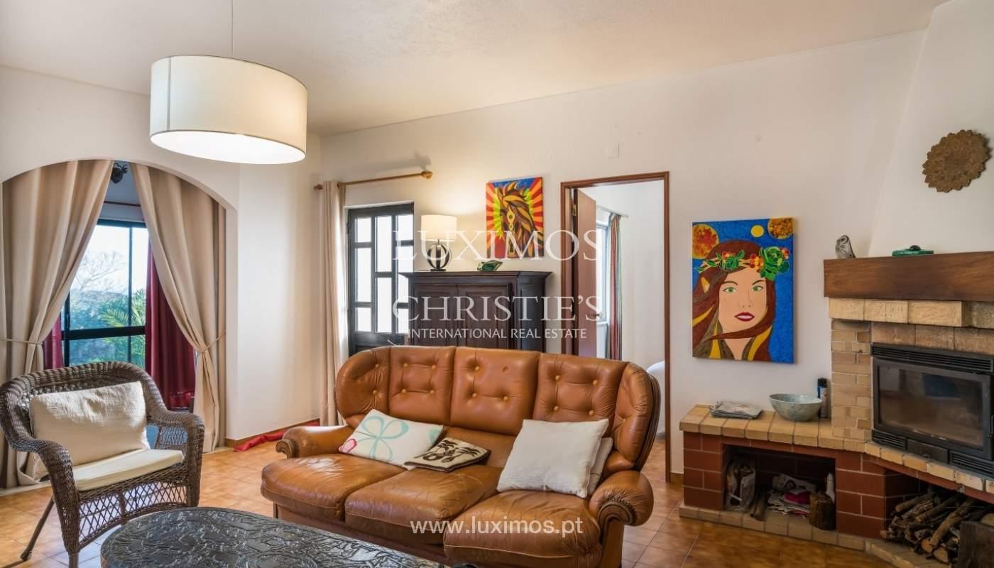 Propriedade à venda, piscina, vista mar, Santa Bárbara Nexe, Algarve_72165