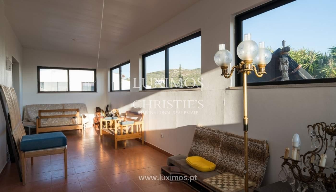 Propriedade à venda, piscina, vista mar, Santa Bárbara Nexe, Algarve_72176