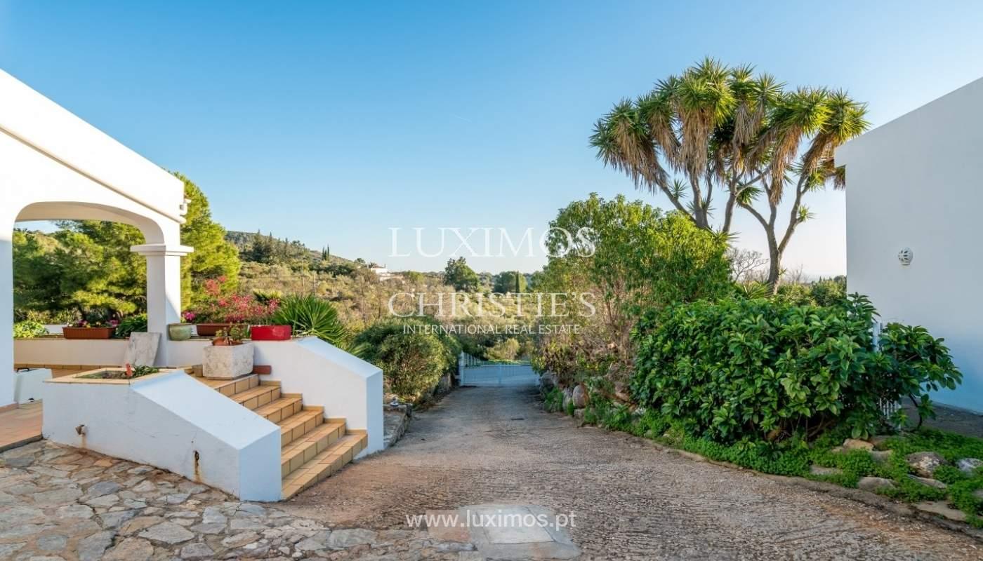Propriedade à venda, piscina, vista mar, Santa Bárbara Nexe, Algarve_72178