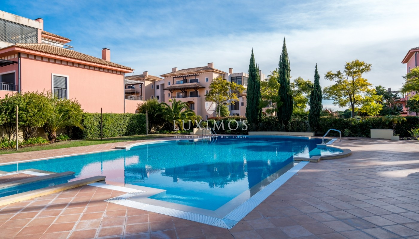 Villa with pool by the golf courses in Vilamoura, Algarve, Portugal_72408