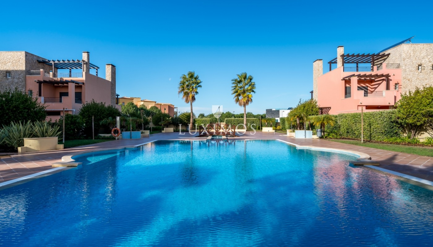 Villa with pool by the golf courses in Vilamoura, Algarve, Portugal_72410
