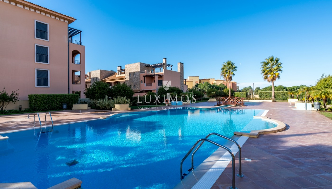 Villa with pool by the golf courses in Vilamoura, Algarve, Portugal_72412