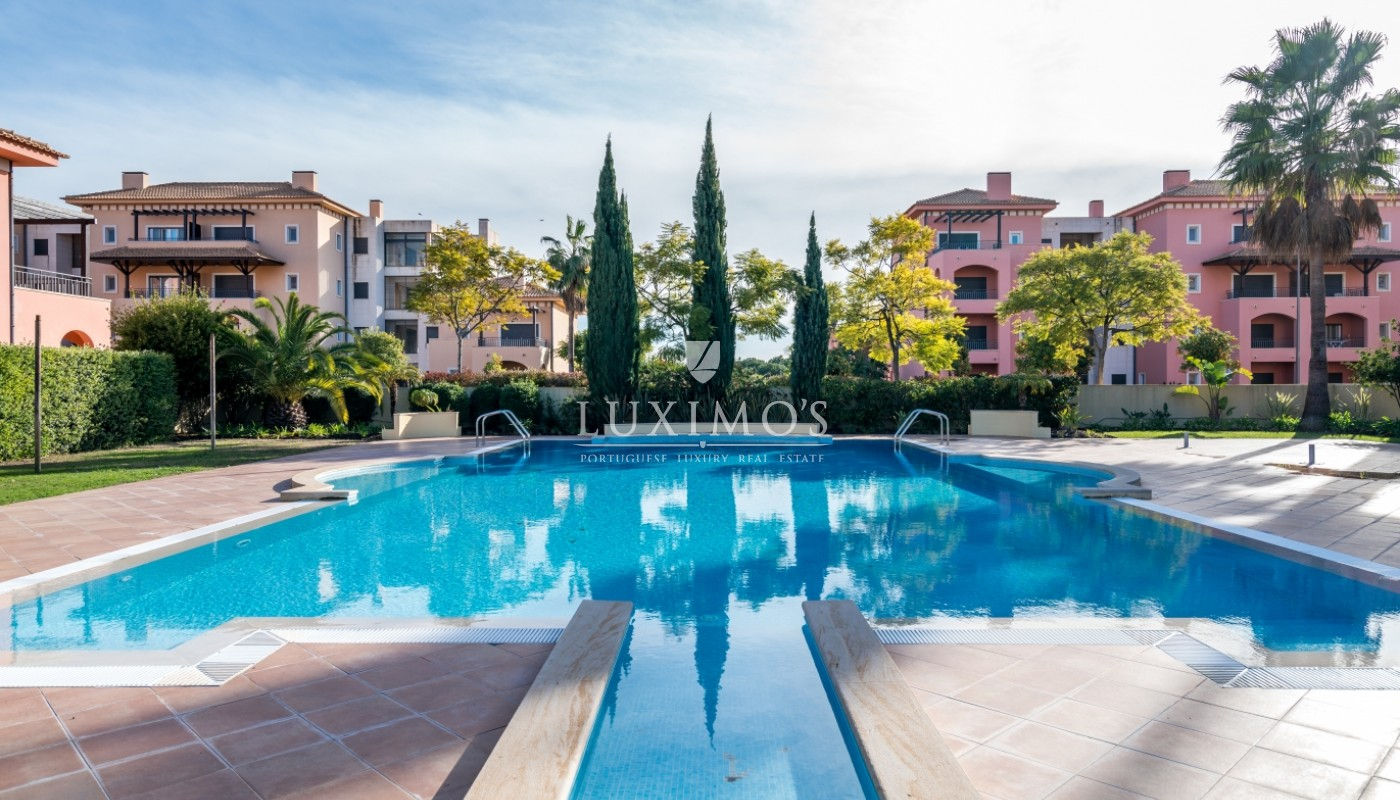 Villa with pool by the golf courses in Vilamoura, Algarve, Portugal_72413