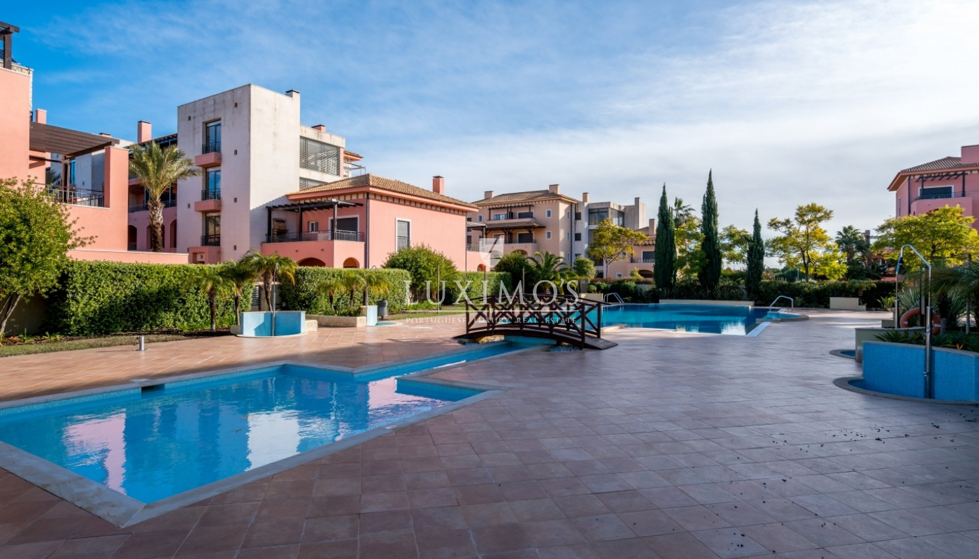 Villa with pool by the golf courses in Vilamoura, Algarve, Portugal_72417