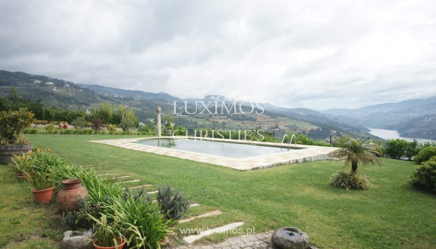 Villa avec piscine et jardin, vue sur la rivière, Baião, Porto, Portugal _72696