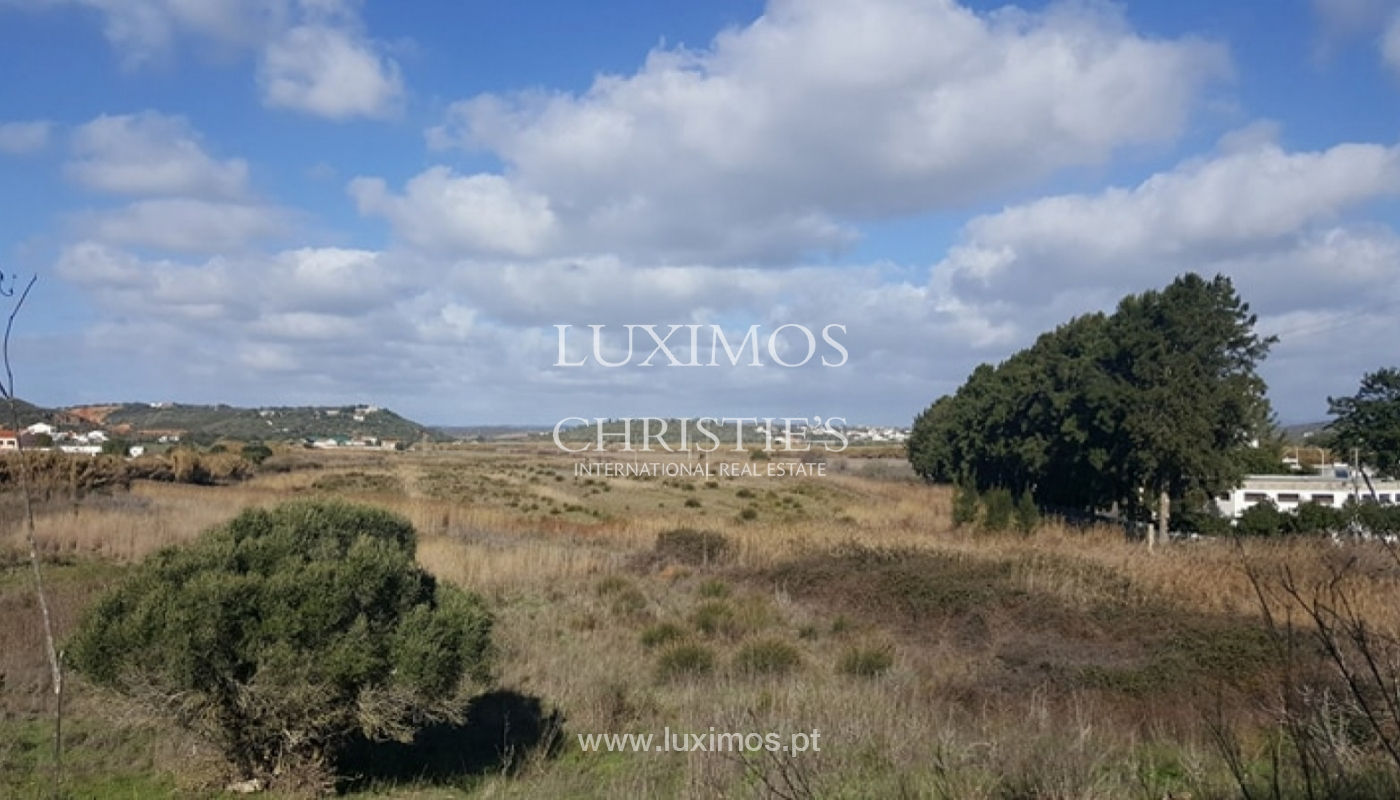 Plot of land for sale, near the beaches and golf, Lagos, Algarve, Portugal_72766