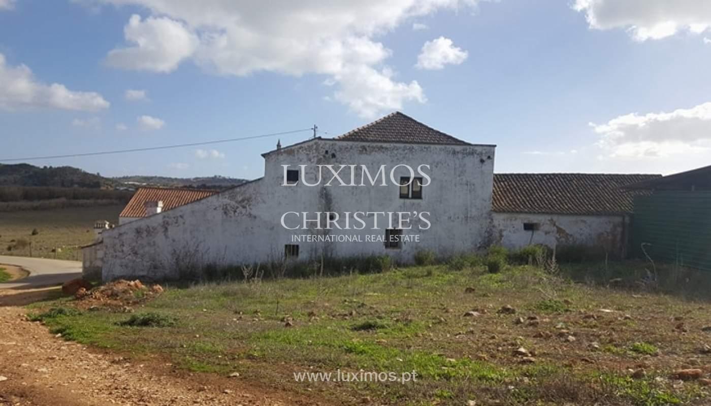 Farm for sale, near the beaches and golf, Lagos, Algarve, Portugal_72777