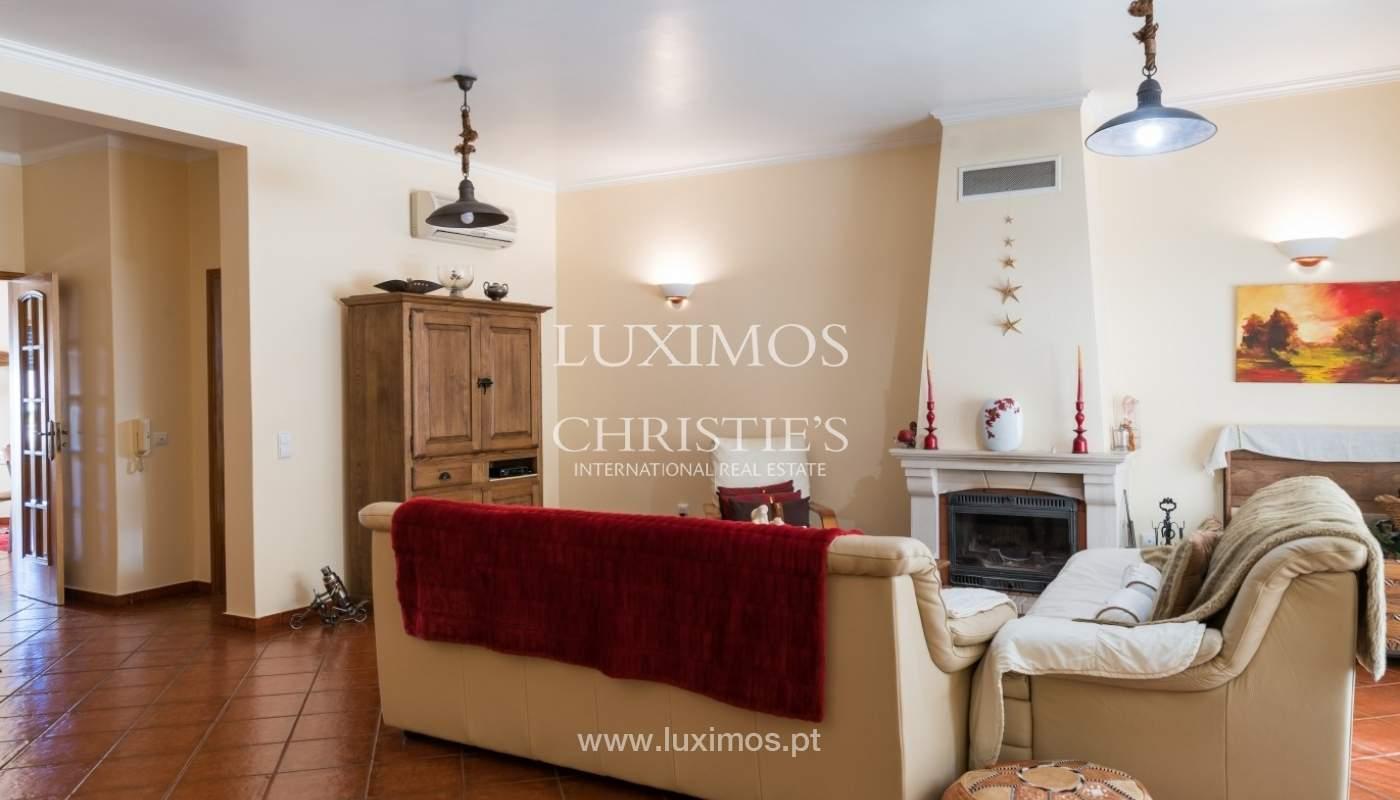 Moradia à venda, perto de golfe, vista para Ria Formosa, Faro, Algarve_73216