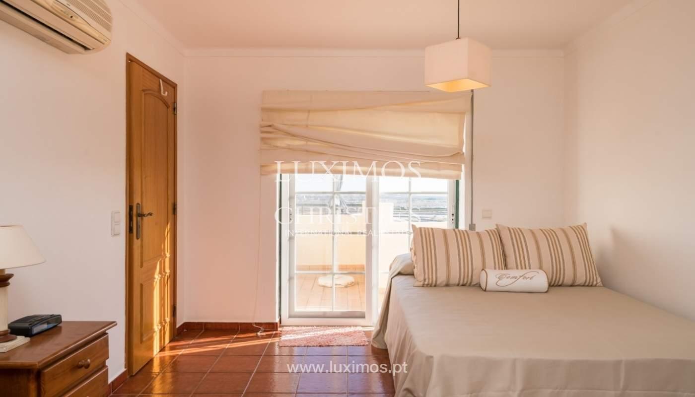Villa for sale, near golf, Ria Formosa views, Faro, Algarve, Portugal_73239