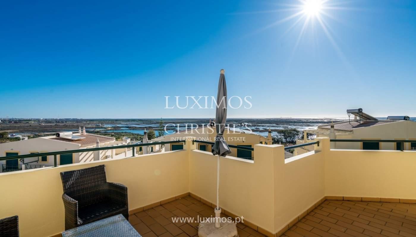 Moradia à venda, perto de golfe, vista para Ria Formosa, Faro, Algarve_73242