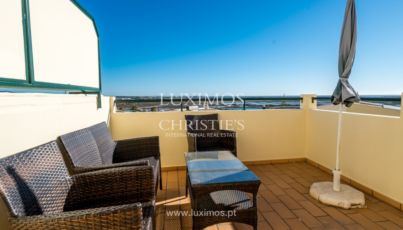 Moradia à venda, perto de golfe, vista para Ria Formosa, Faro, Algarve_73243
