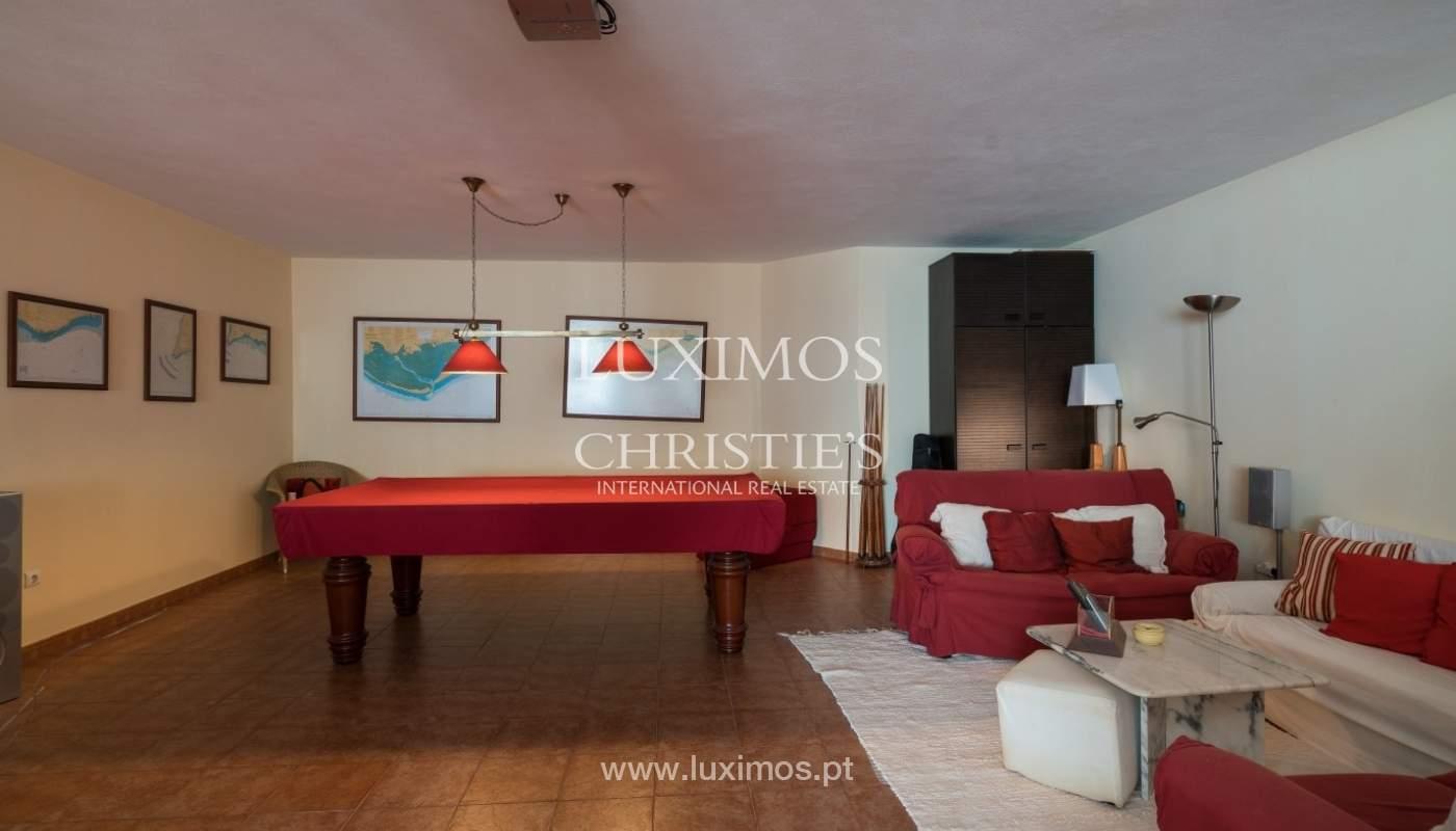 Villa for sale, near golf, Ria Formosa views, Faro, Algarve, Portugal_73245