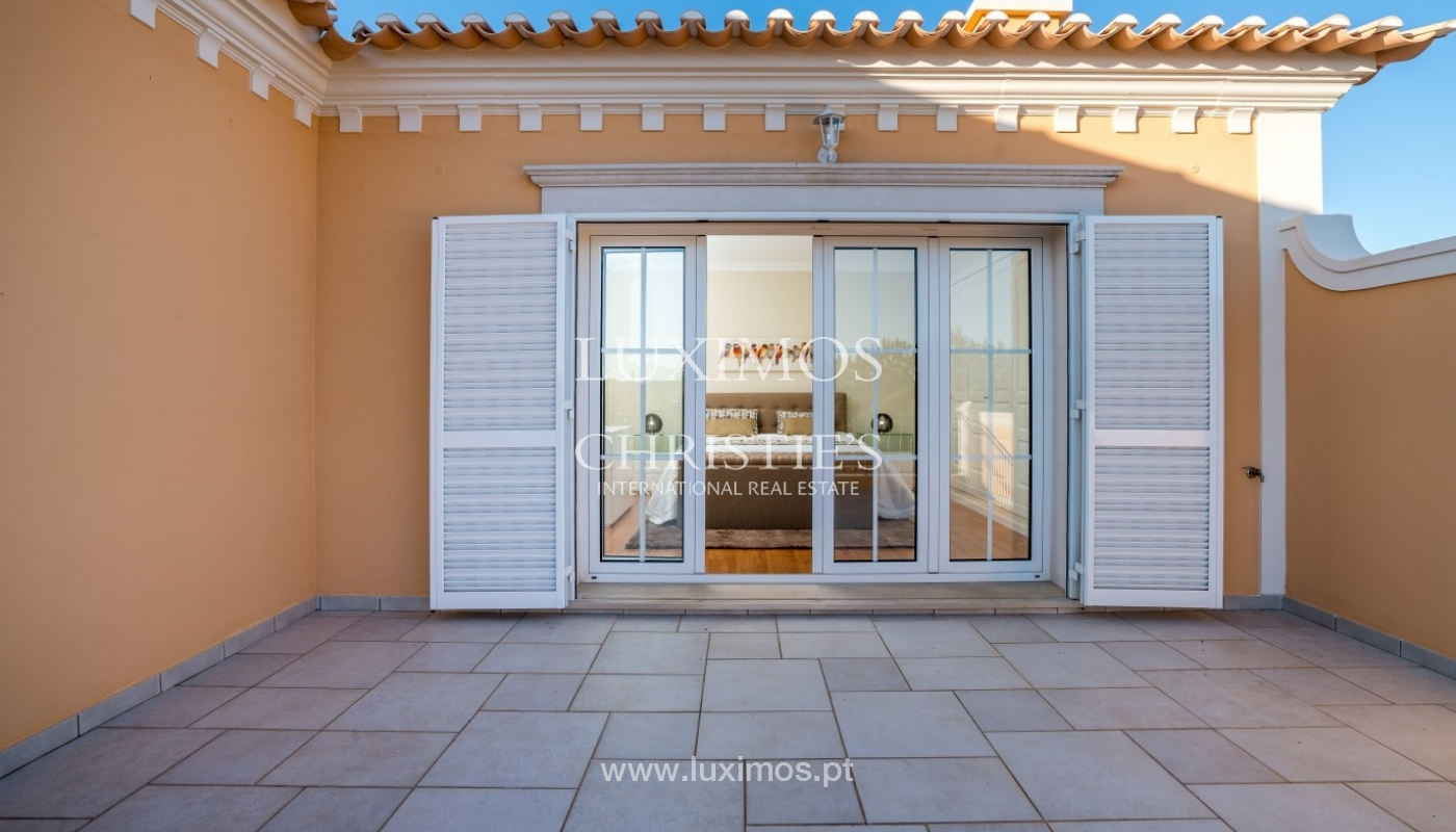 Villa for sale with pool, near the beach and golf, Algarve, Portugal_73328