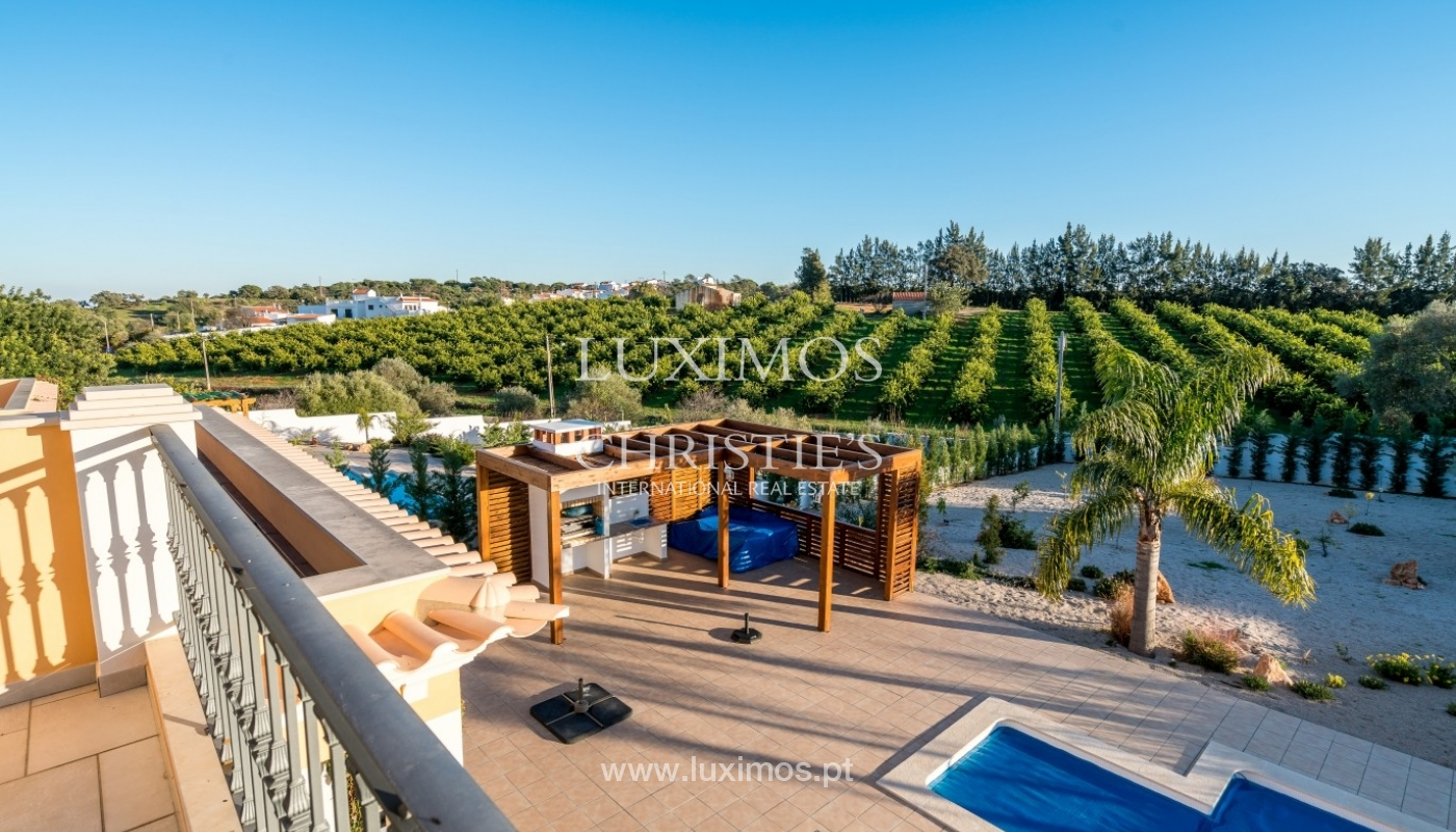 Villa for sale with pool, near the beach and golf, Algarve, Portugal_73333