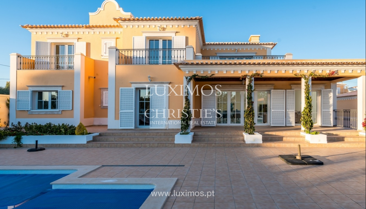 Villa for sale with pool, near the beach and golf, Algarve, Portugal_73344