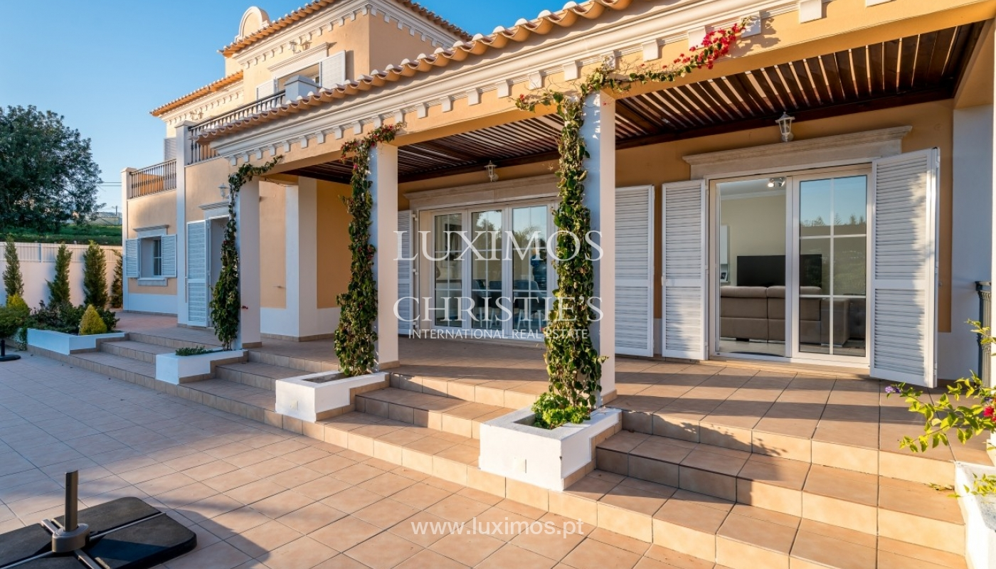 Villa for sale with pool, near the beach and golf, Algarve, Portugal_73346