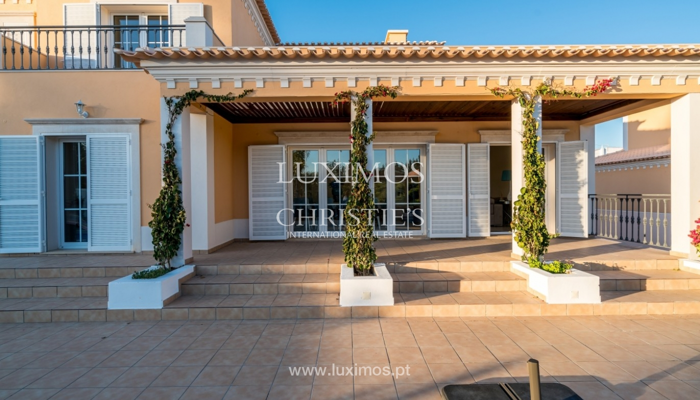 Villa for sale with pool, near the beach and golf, Algarve, Portugal_73347