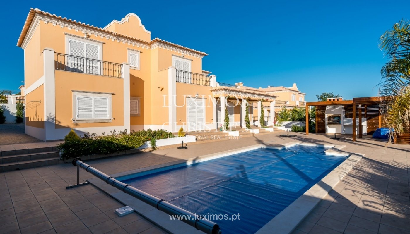Villa for sale with pool, near the beach and golf, Algarve, Portugal_73352