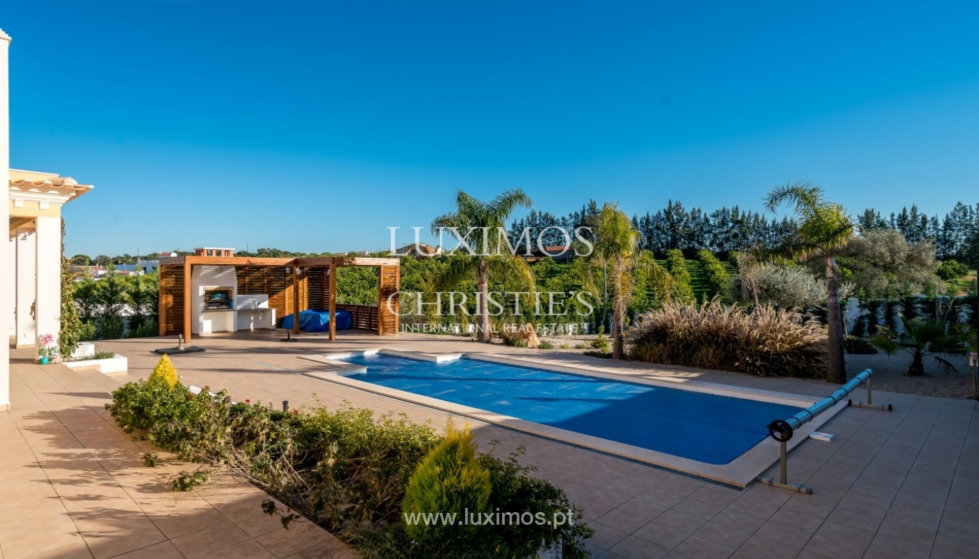 Villa for sale with pool, near the beach and golf, Algarve, Portugal_73354