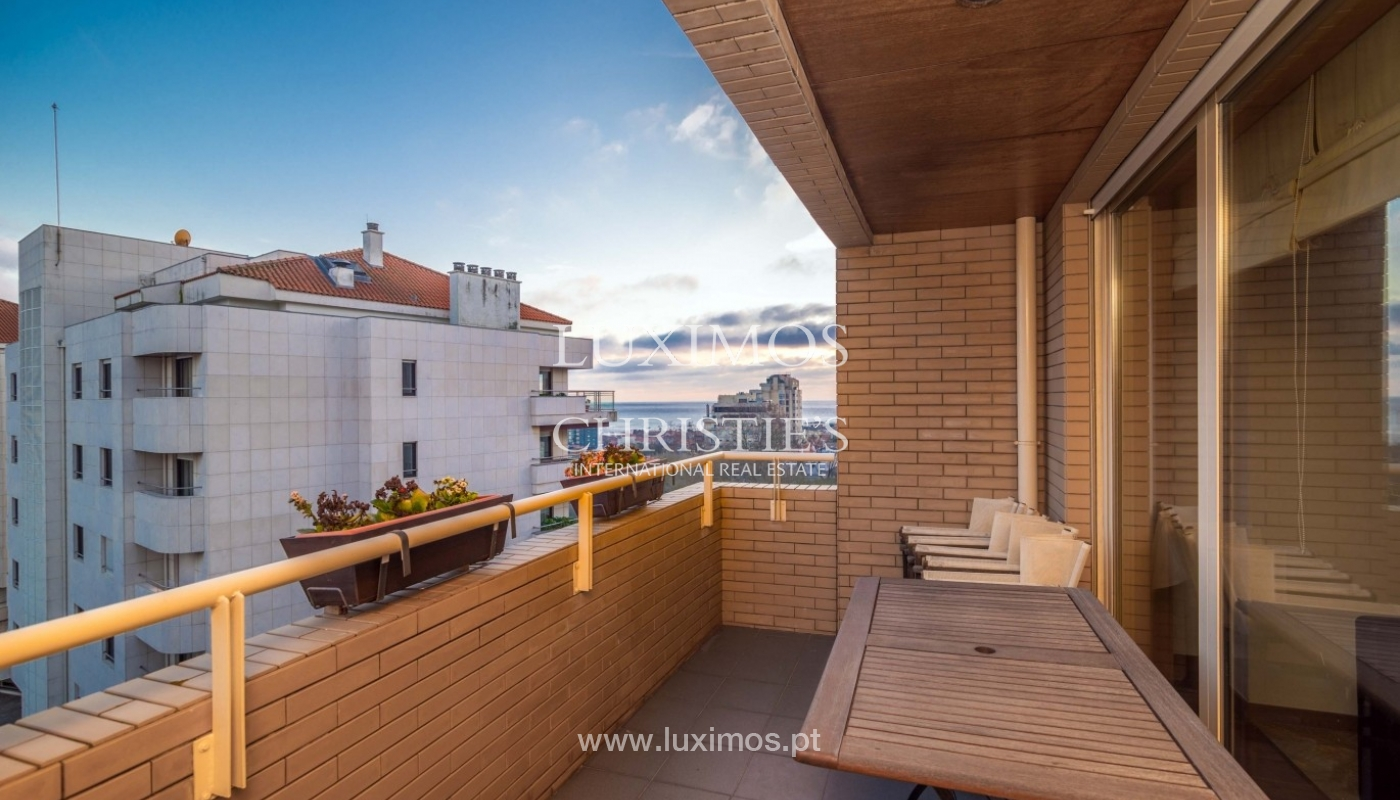 Apartment, river and sea views, Foz do Douro, Porto, Portugal _73535