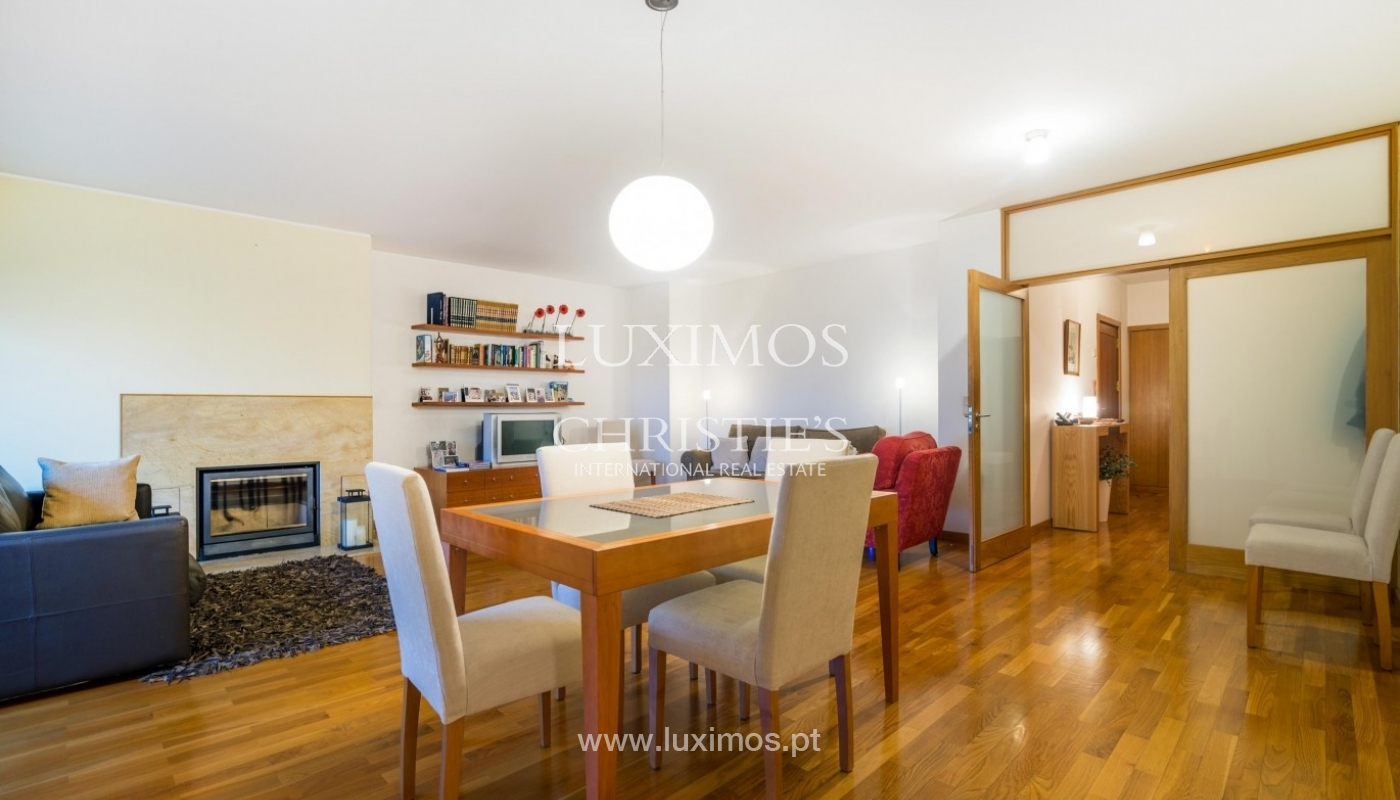 Apartment, river and sea views, Foz do Douro, Porto, Portugal _73537
