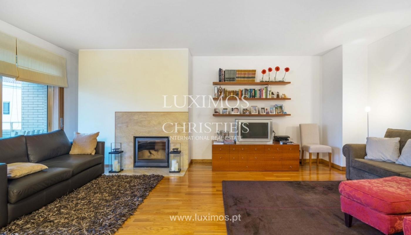 Apartment, river and sea views, Foz do Douro, Porto, Portugal _73538