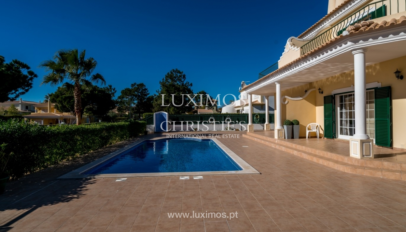 Villa for sale, with pool, close to golf, Vilamoura, Algarve, Portugal_73619