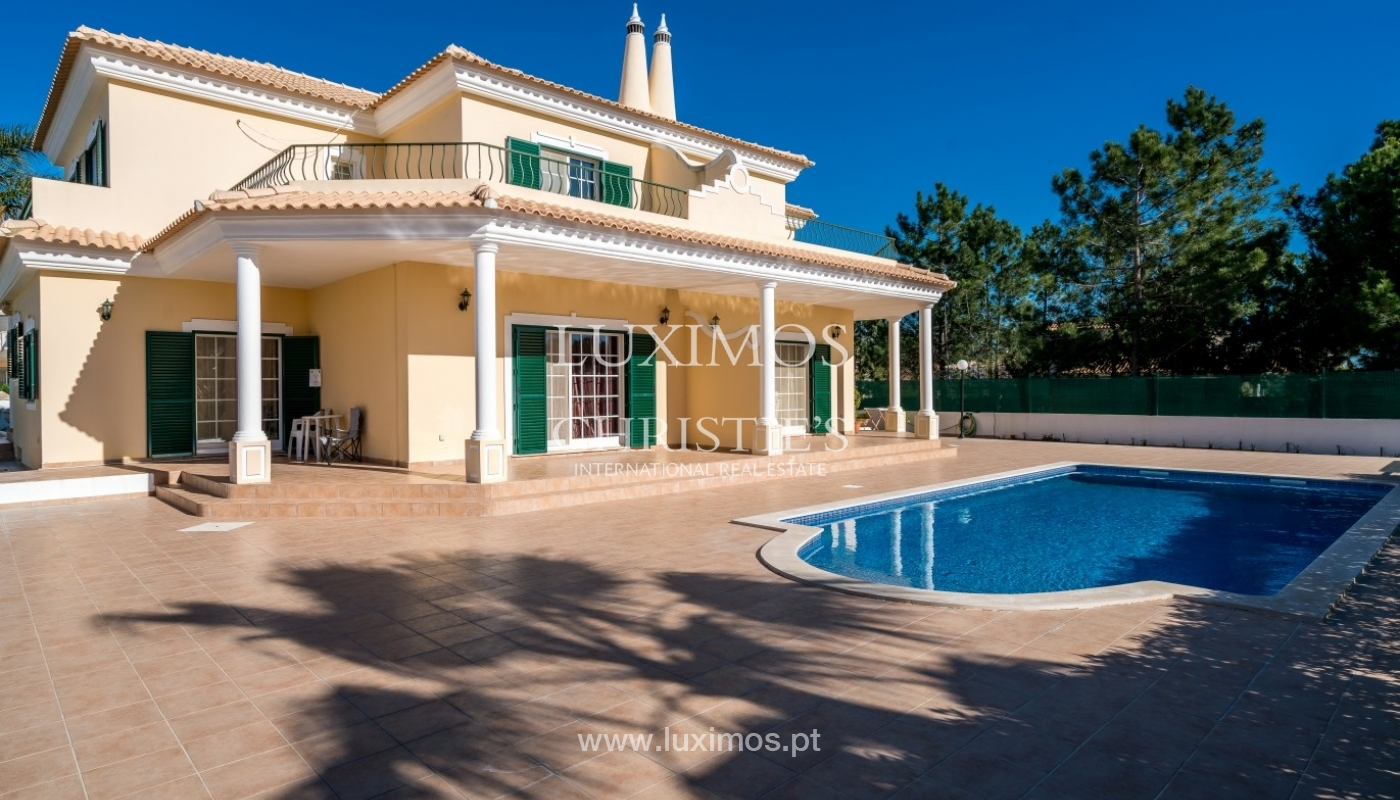 Villa for sale, with pool, close to golf, Vilamoura, Algarve, Portugal_73621