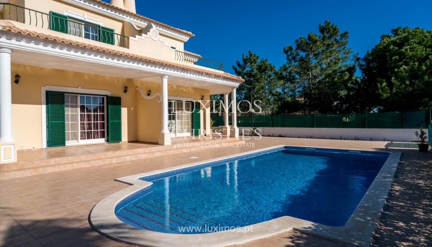 Villa for sale, with pool, close to golf, Vilamoura, Algarve, Portugal_73622