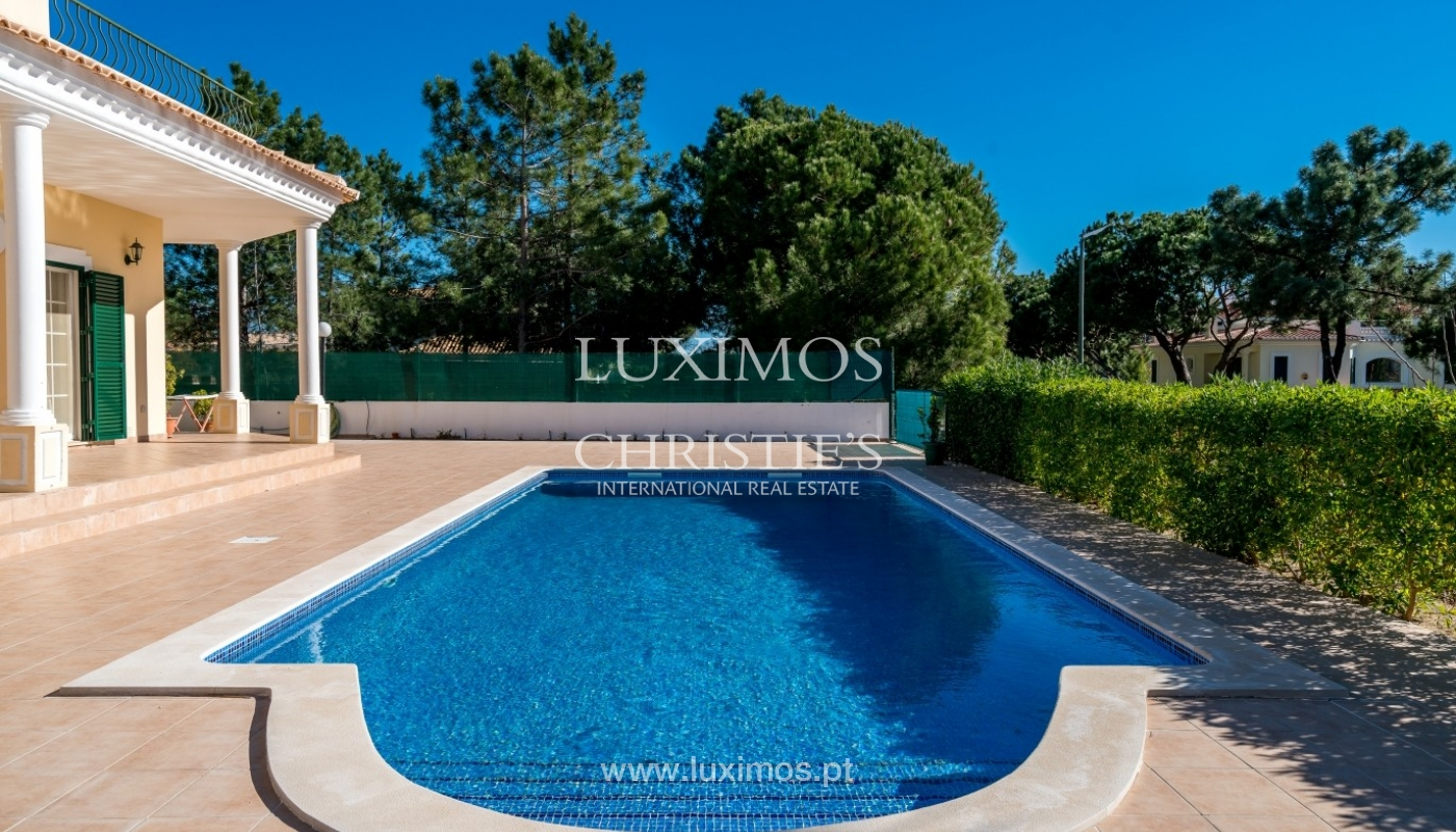 Villa for sale, with pool, close to golf, Vilamoura, Algarve, Portugal_73627