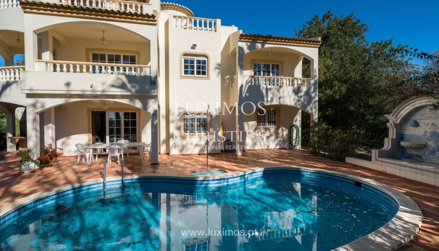 Villa for sale, with pool and sea views, Loulé, Algarve, Portugal_73744