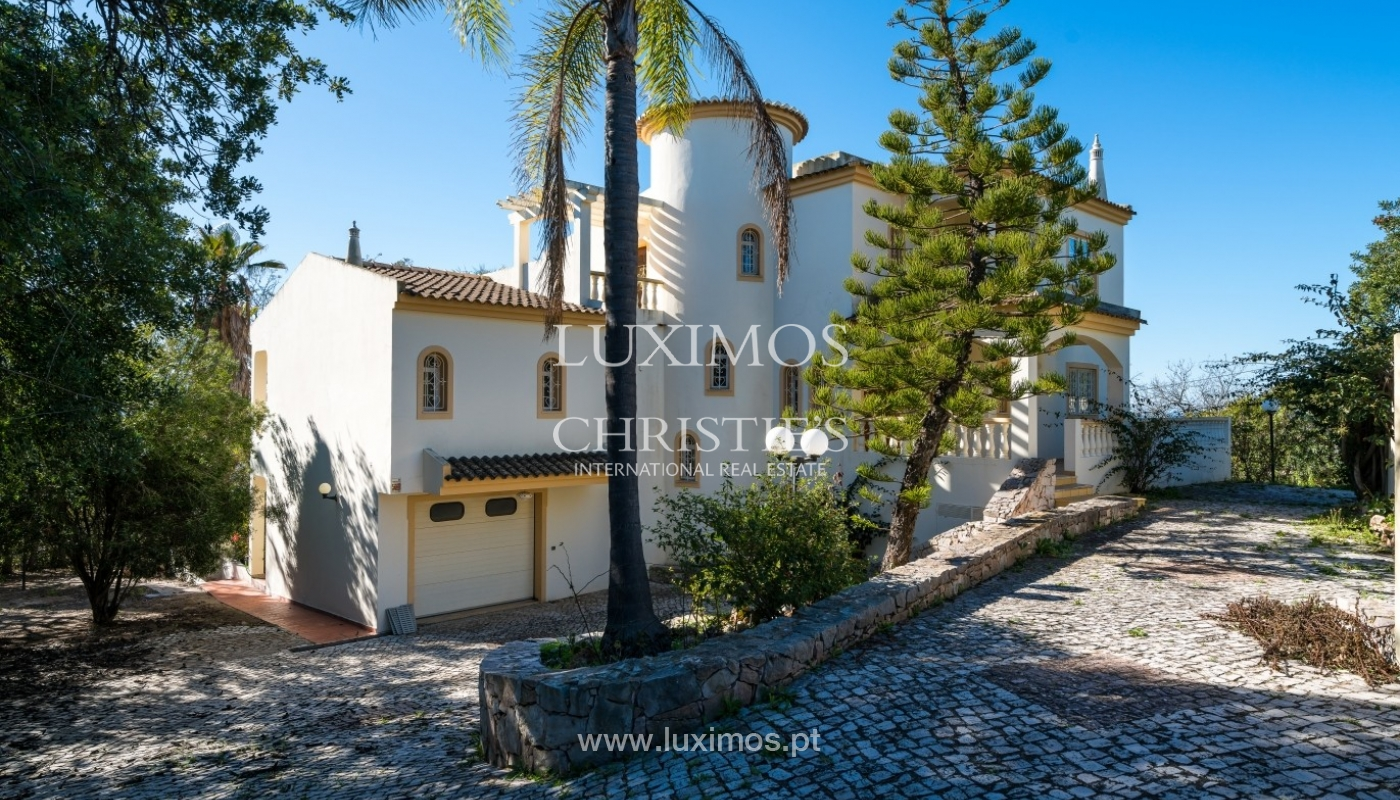 Villa for sale, with pool and sea views, Loulé, Algarve, Portugal_73750