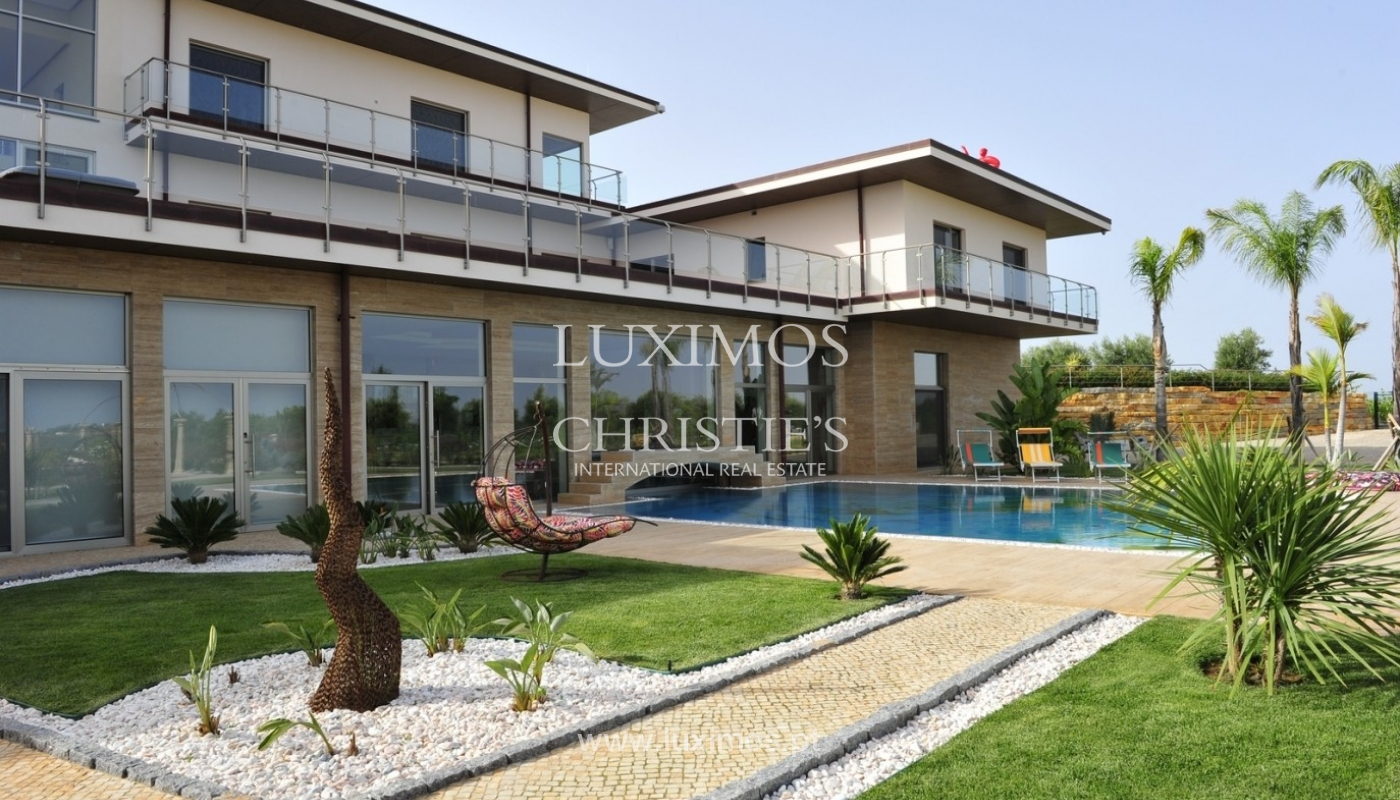 Luxury villa for sale, with pool and tennis, Silves, Algarve, Portugal_74174