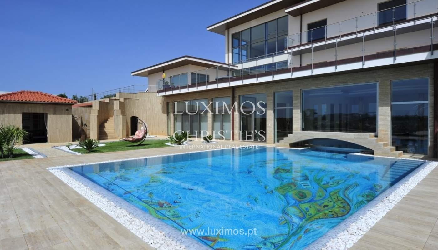 Vente villa de luxe avec piscine, tennis et jardins, Silves, Algarve_74175