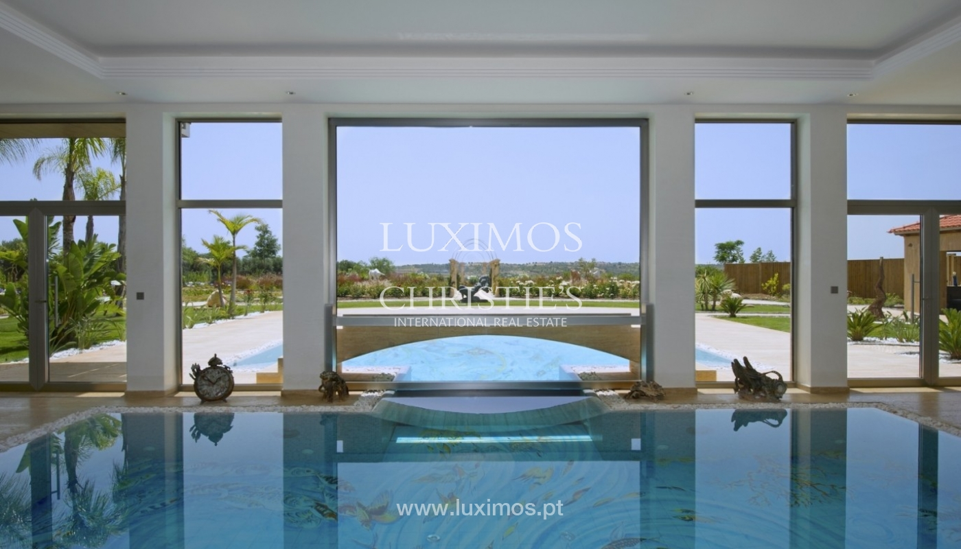 Luxury villa for sale, with pool and tennis, Silves, Algarve, Portugal_74178