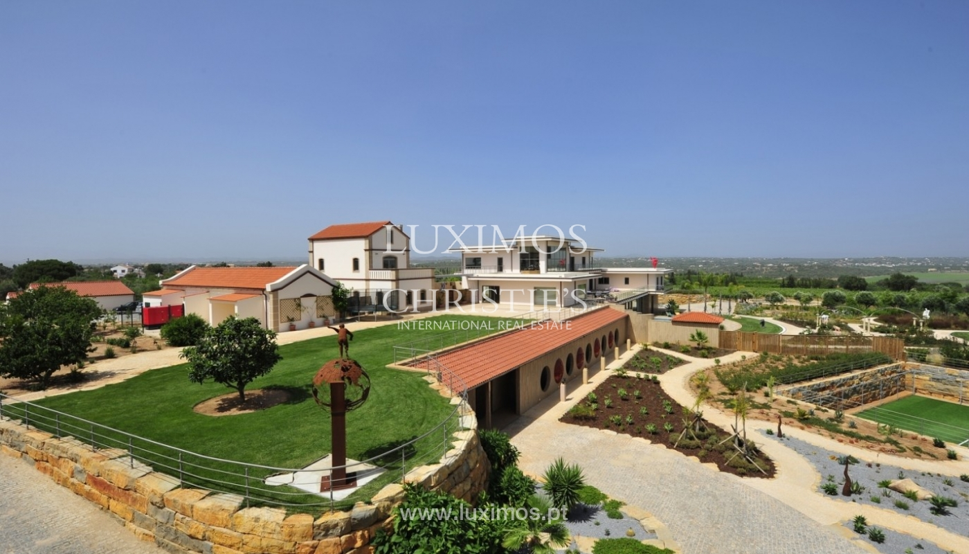 Luxury villa for sale, with pool and tennis, Silves, Algarve, Portugal_74179