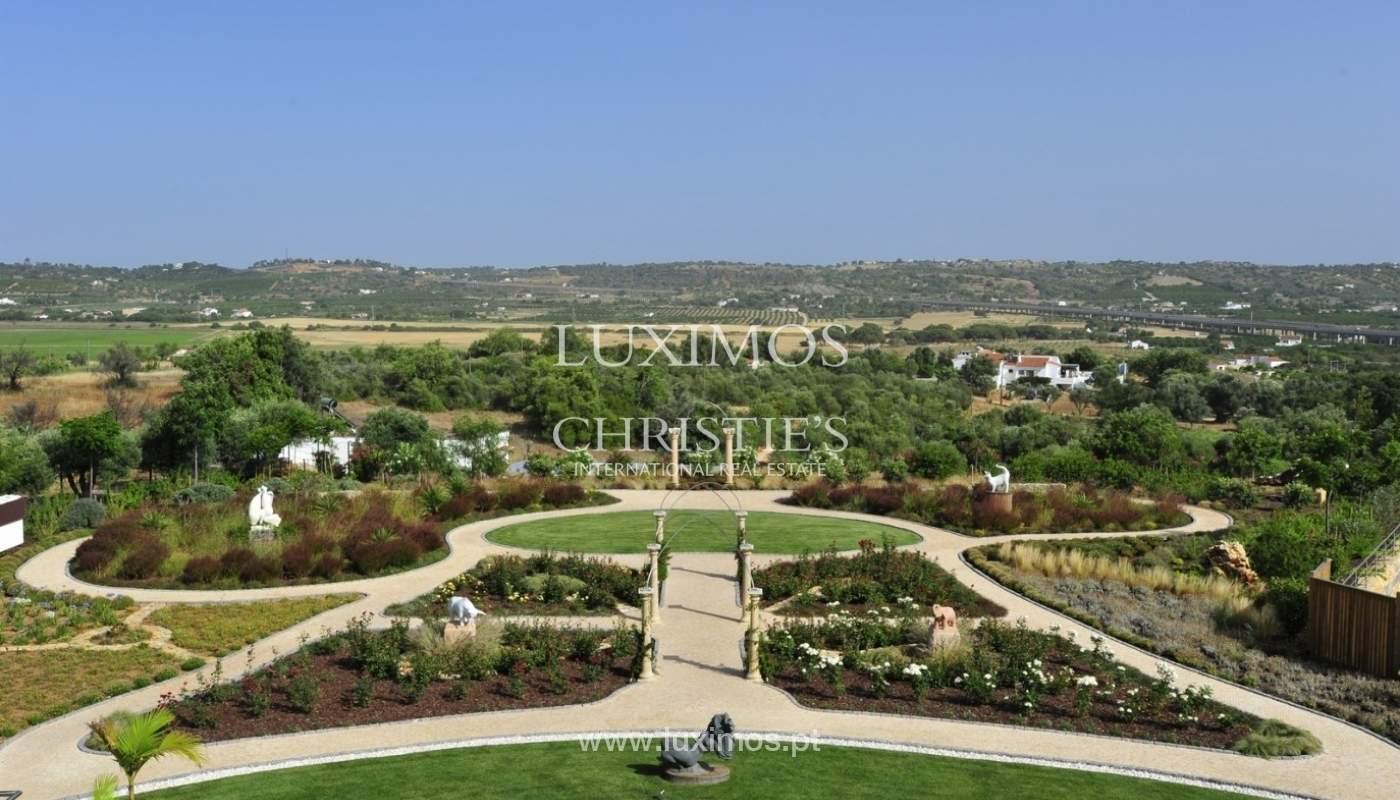 Vente villa de luxe avec piscine, tennis et jardins, Silves, Algarve_74185