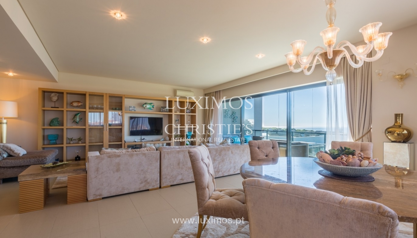Apartment for sale with pool and sea view, Quarteira, Algarve,Portugal_74316
