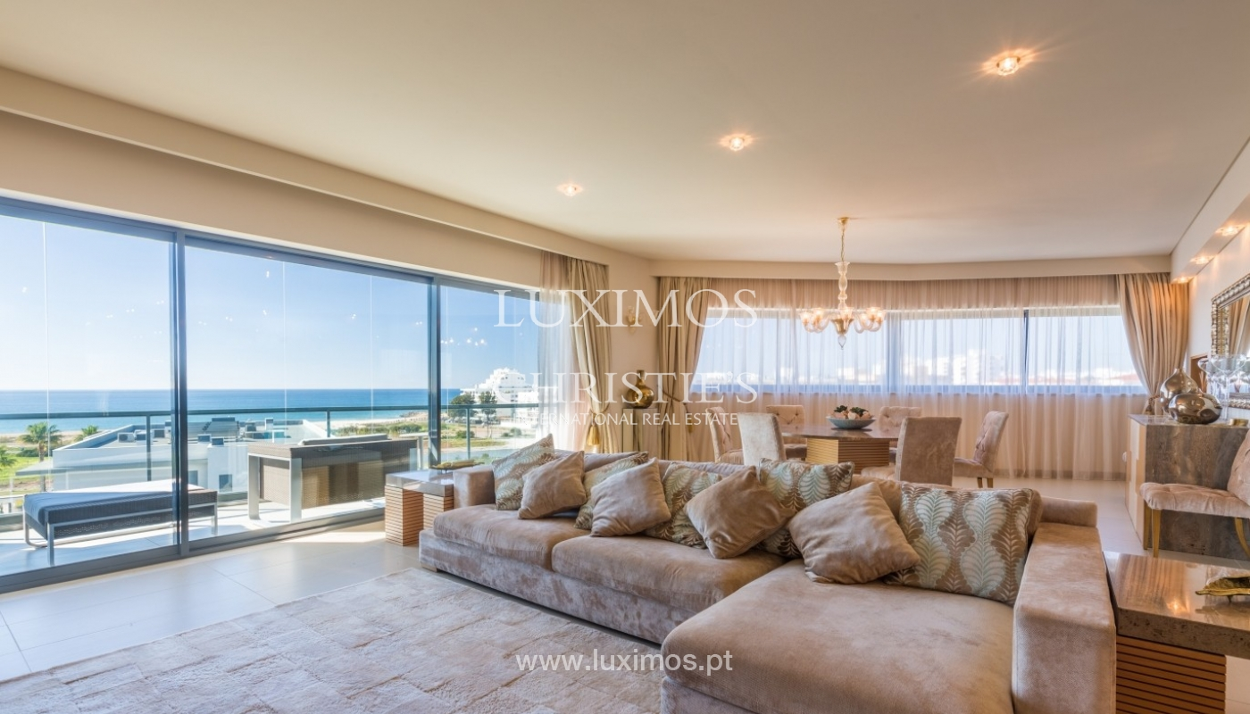 Apartment for sale with pool and sea view, Quarteira, Algarve,Portugal_74318