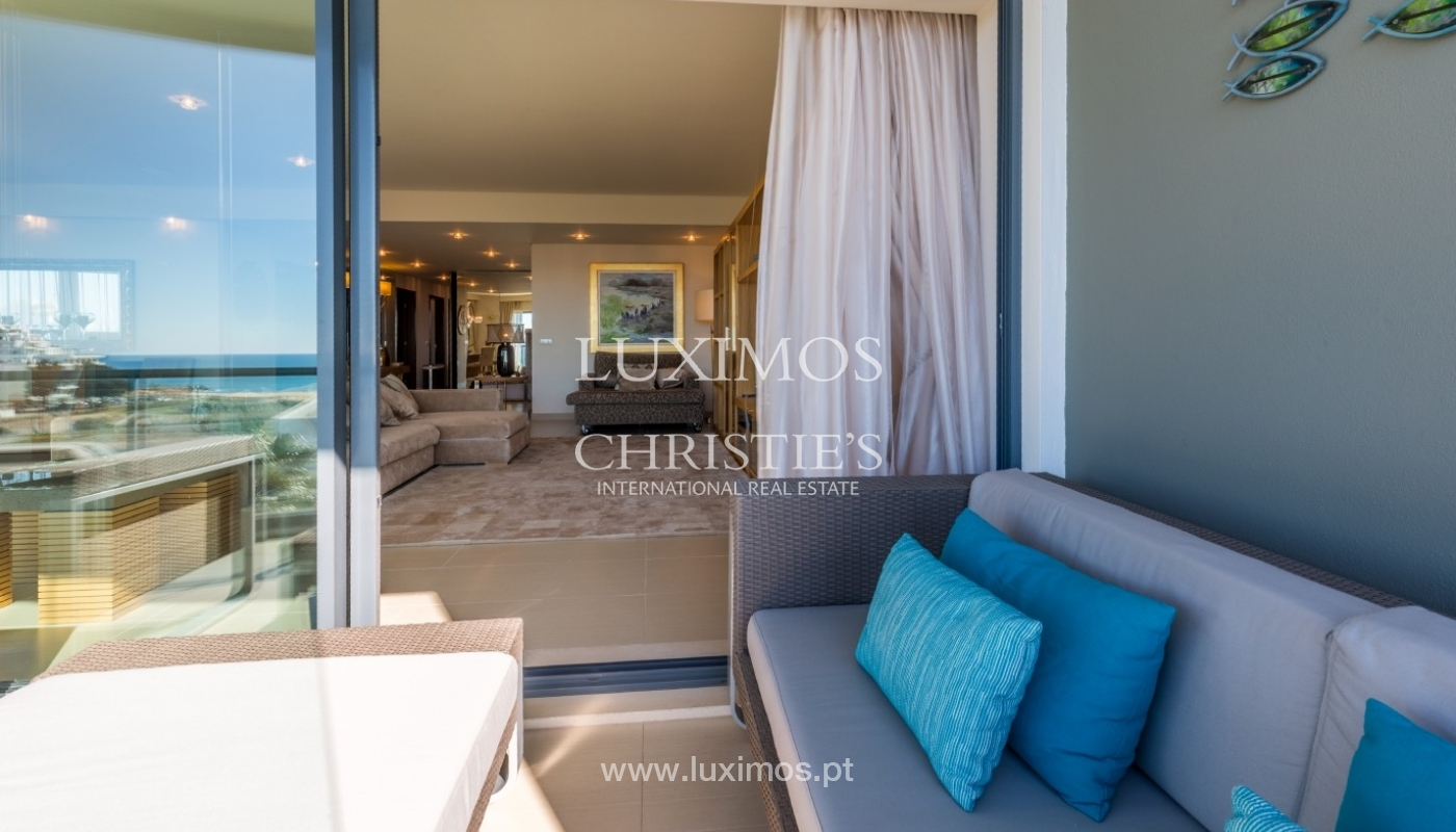 Apartment for sale with pool and sea view, Quarteira, Algarve,Portugal_74332
