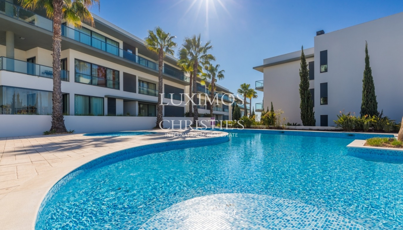 Apartment for sale with pool and sea view, Quarteira, Algarve,Portugal_74334