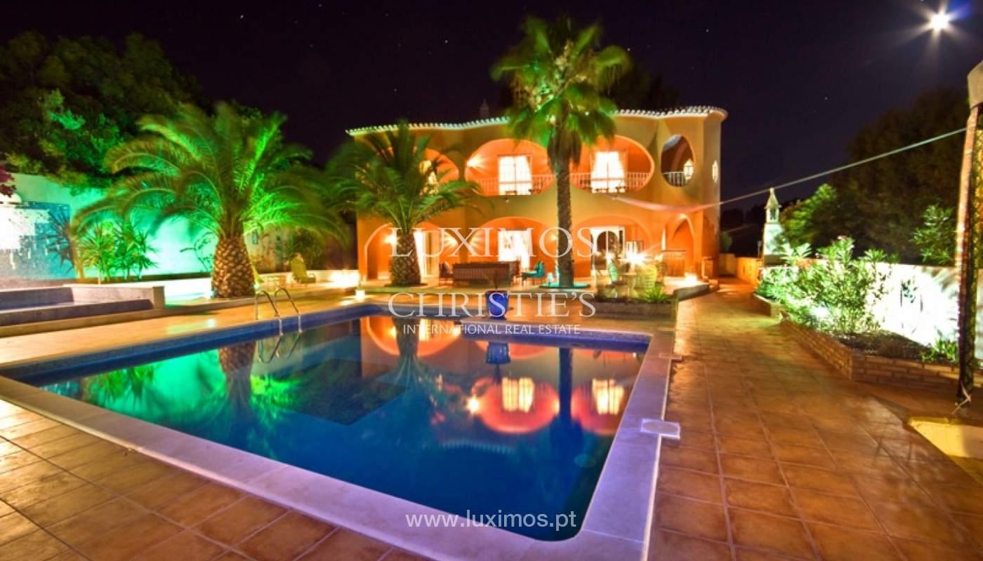 Freistehende villa zum Verkauf mit pool, Nähe Strand, golf, Armação Pera, Algarve, Portugal_74692