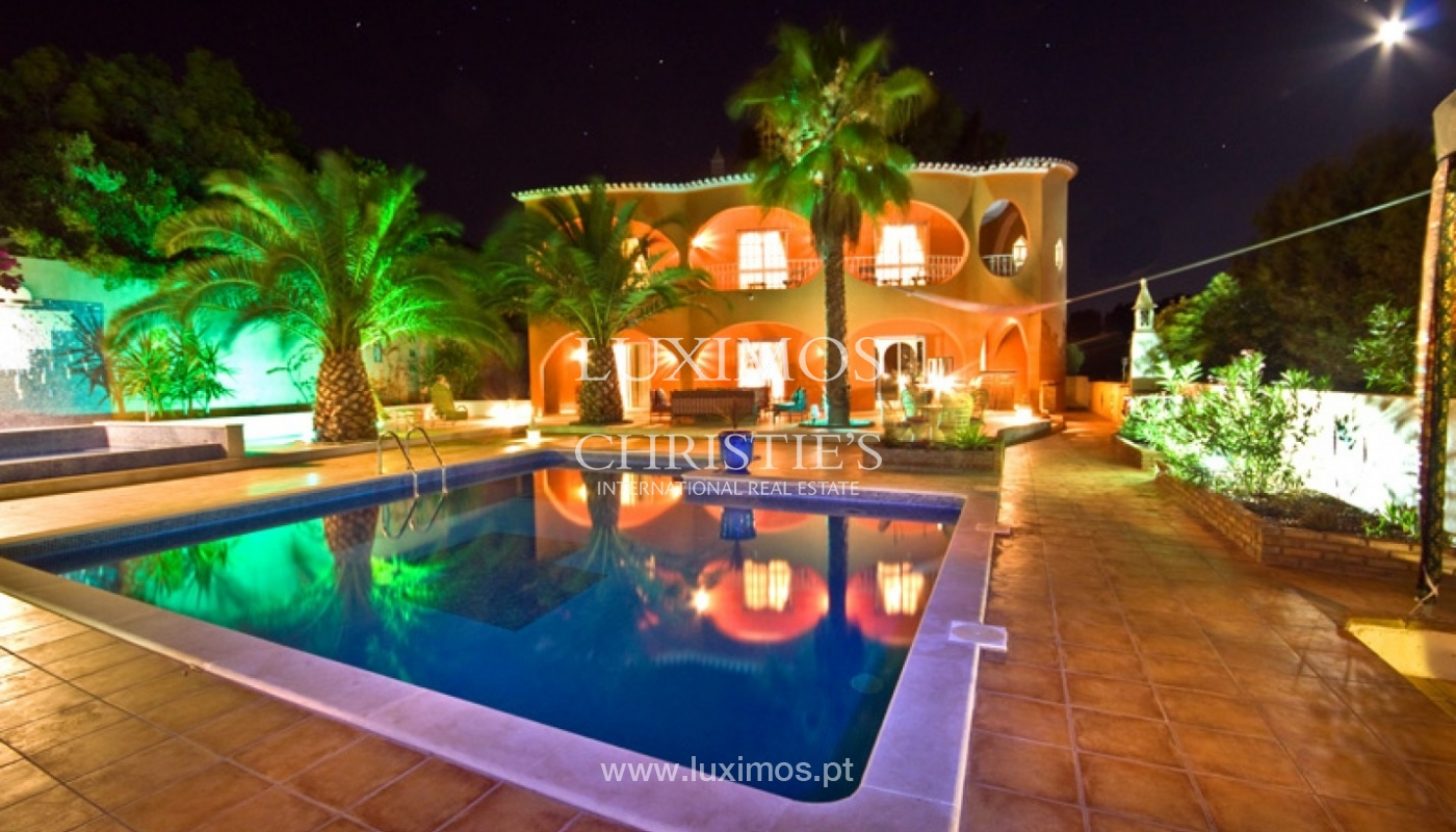 Villa for sale, pool, near beach/golf, Armação Pera, Algarve, Portugal_74692