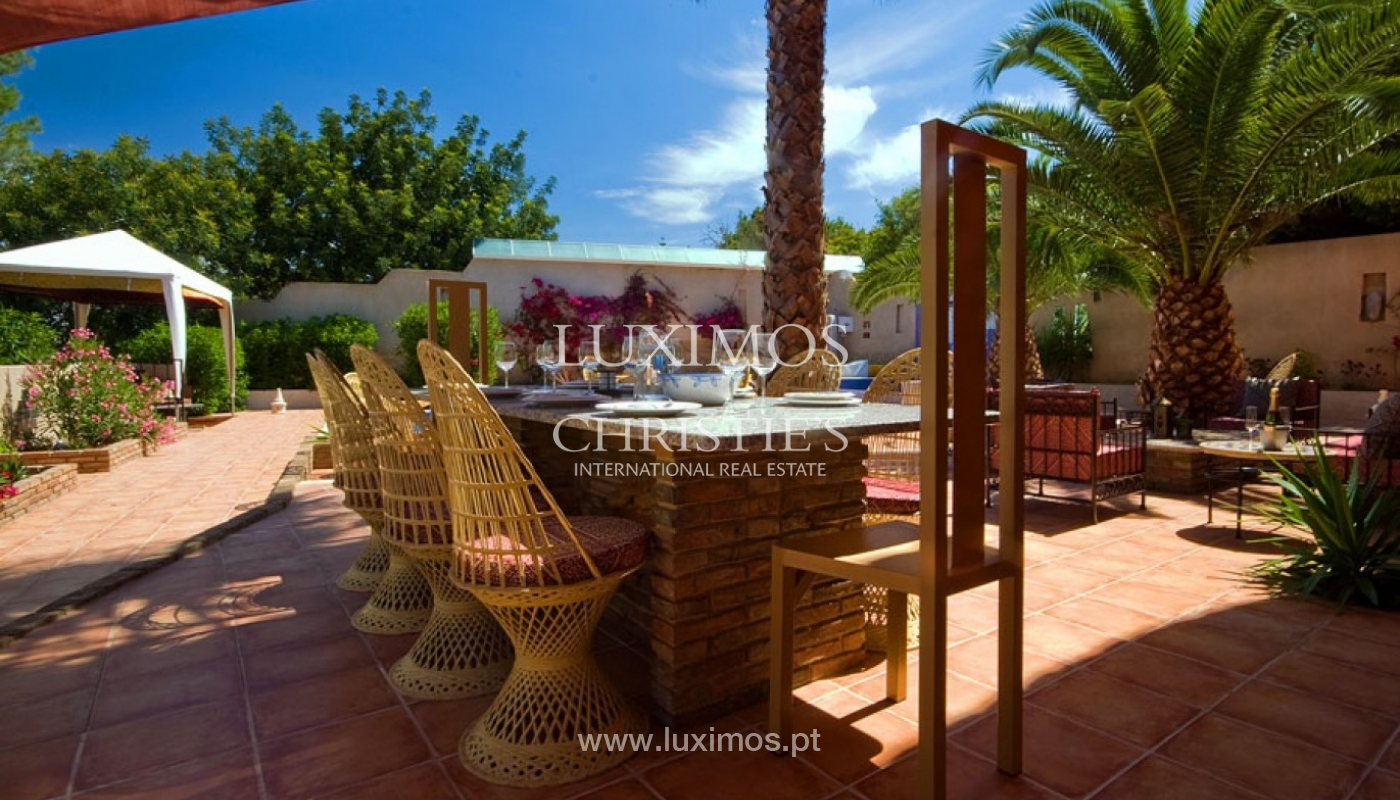 Freistehende villa zum Verkauf mit pool, Nähe Strand, golf, Armação Pera, Algarve, Portugal_74697