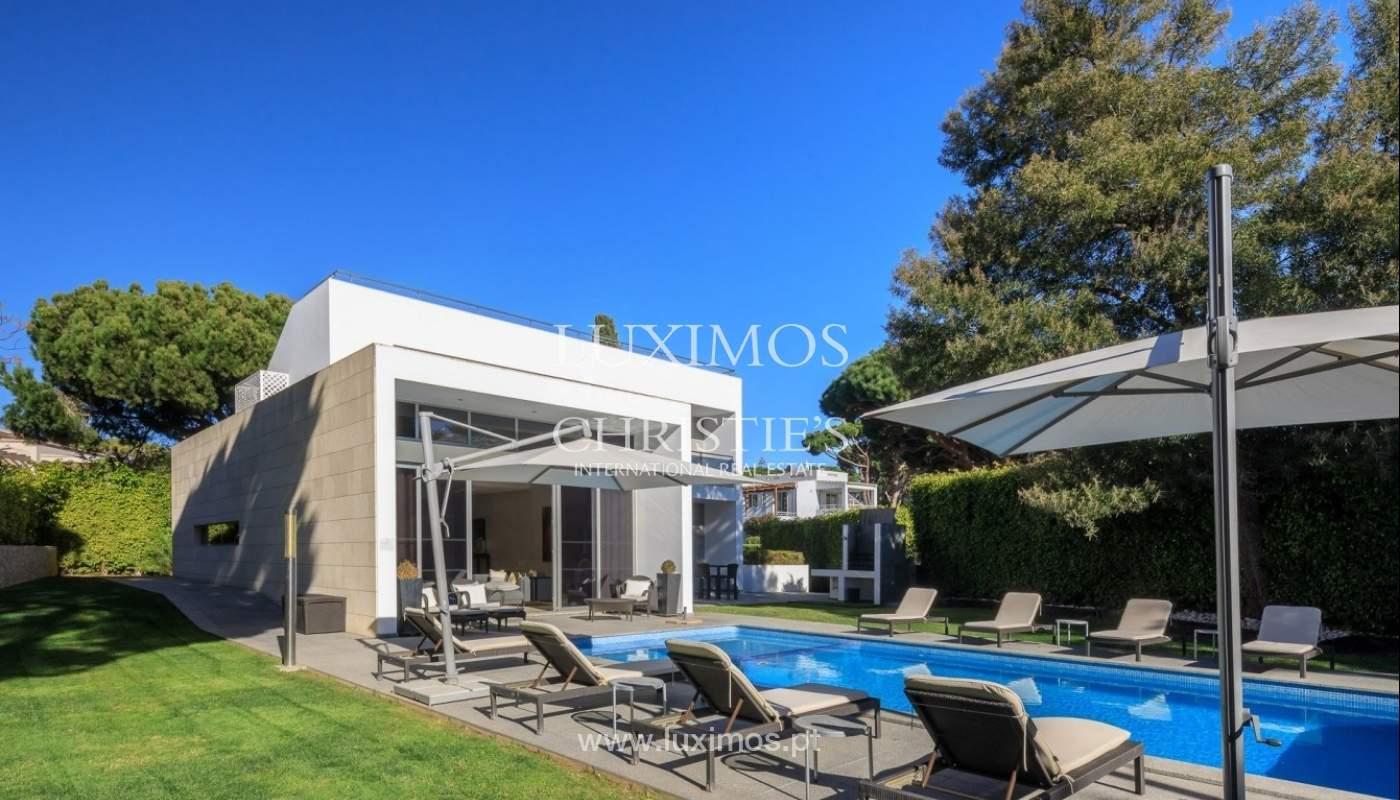 Villa for sale, pool, golf and sea view, Vale Lobo, Algarve, Portugal_75636