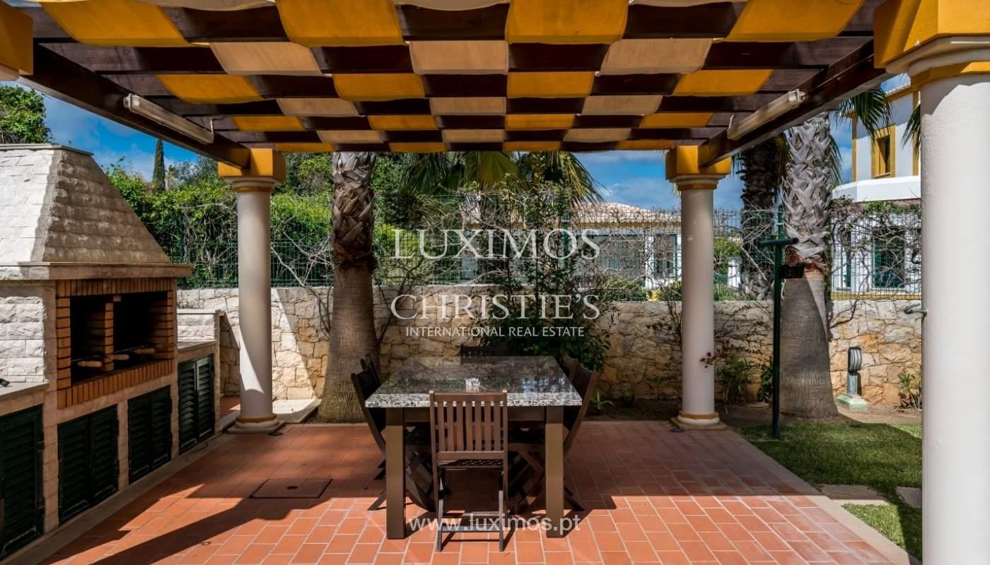 Freistehende villa zum Verkauf mit pool, in der Nähe von Strand und golf, Albufeira, Algarve, Portugal_76316