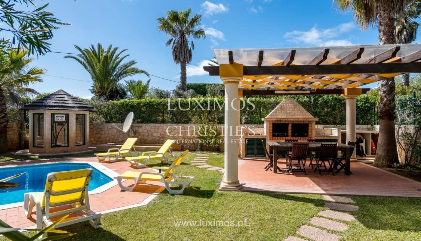 Freistehende villa zum Verkauf mit pool, in der Nähe von Strand und golf, Albufeira, Algarve, Portugal_76320