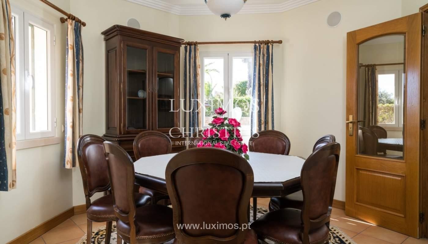 Freistehende villa zum Verkauf mit pool, in der Nähe von Strand und golf, Albufeira, Algarve, Portugal_76322